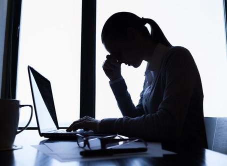 Stress und die Reaktionen von Körper und Haut