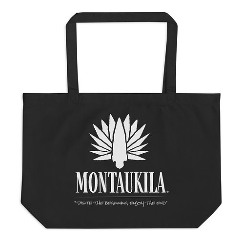 Montaukila Organic Tote Bag