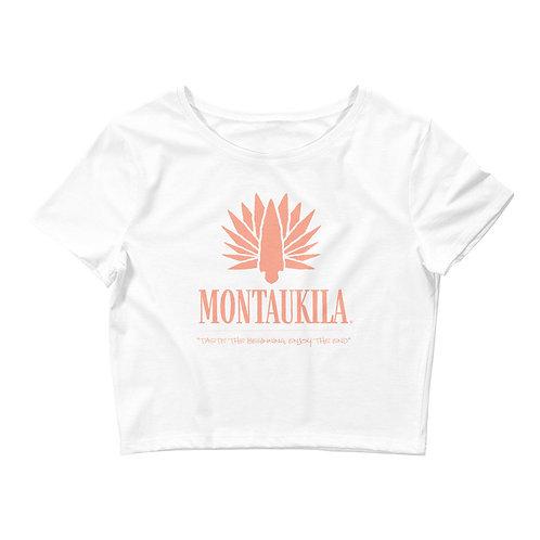 Montaukila Crop Top