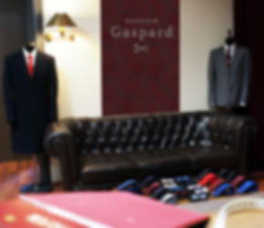Boutique Aix MONSIEUR Gaspard