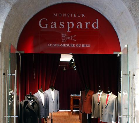 Boutique Marseille MONSIEUR Gaspard