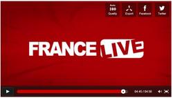 Interview France Live