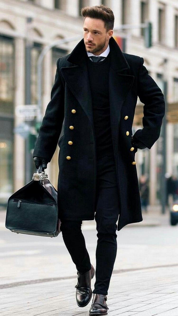 Quel Costume Avec Le On Manteau Peut Porter 0nqf0Azw