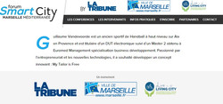 La Tribune #SmartCityMed