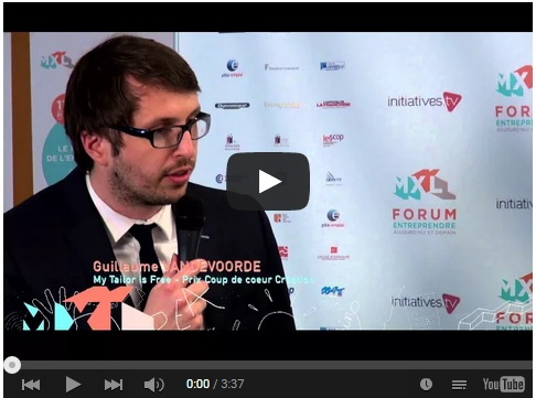 Interview Guillaume Vandevoorde