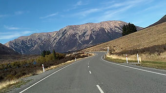 Road to New Zealand