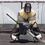 Roller Hockey Goalie