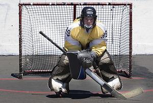 Roller-Hockey-Player