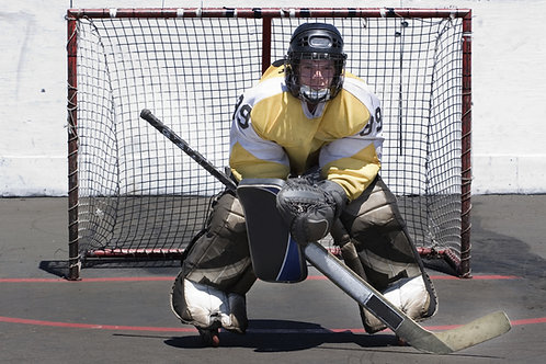 CAHS camp - Goalie 6-11