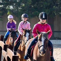 Kids' Pony Camps