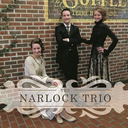 The Narlock Trio | A Cappella Tribute