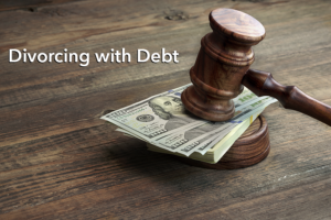 Solving Debt in Divorce: You Won't Get These Options in Court