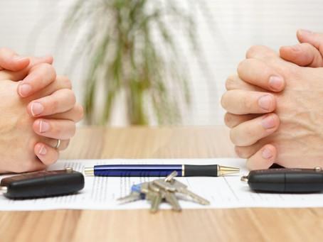 How to Determine the Asset Split in Divorce