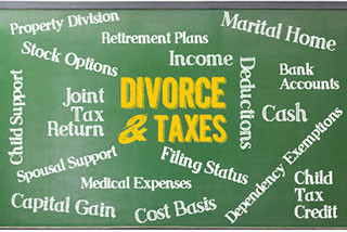 Tax Tips for Divorces Under the New Tax Law