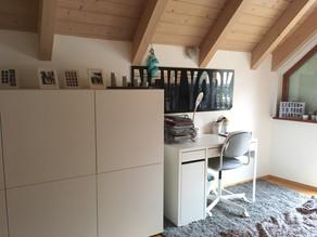 VORHER-NACHHER: Dachzimmer neu eingerichtet