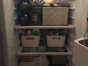 Kühlschranklogistik