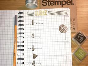 Warum ich begonnen habe, ein Bullet Journal zu führen