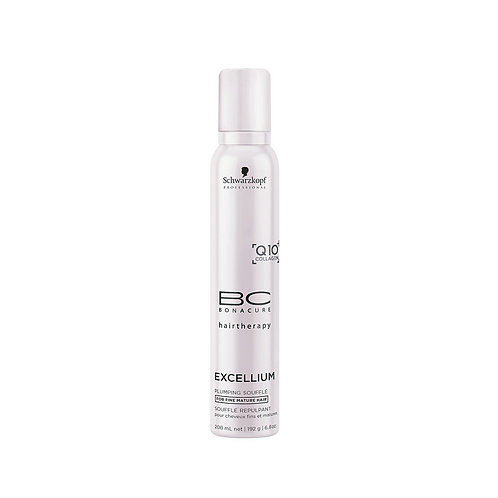 BC Excellium Beautifying Souffle (for silver and white hair), 200ml