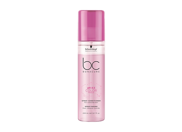 BC ph 4.5 Color Freeze Spray Conditioner, 200ml