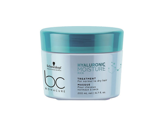 BC-HYALURONIK MOISTURE KICK TREATMENT, 200ml
