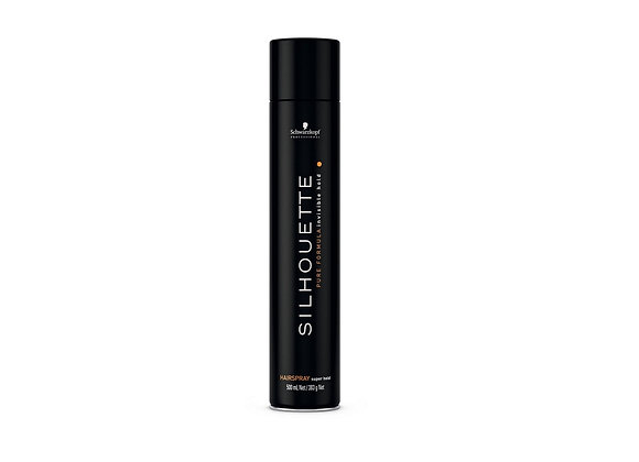 Silhouette Super Hold Hairspray, 500ml