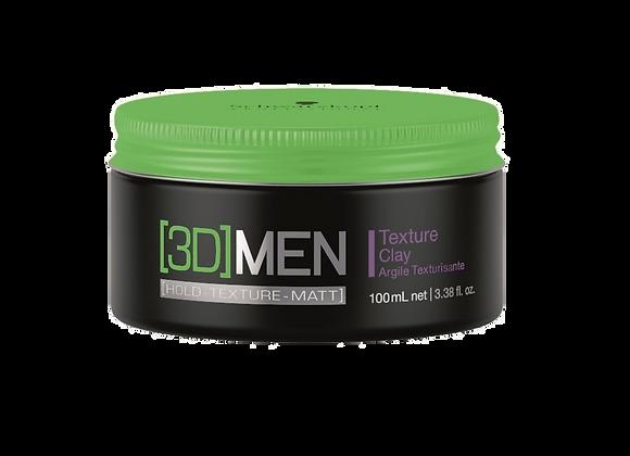 [3D]MEN Texture Clay (super strong), 100ml