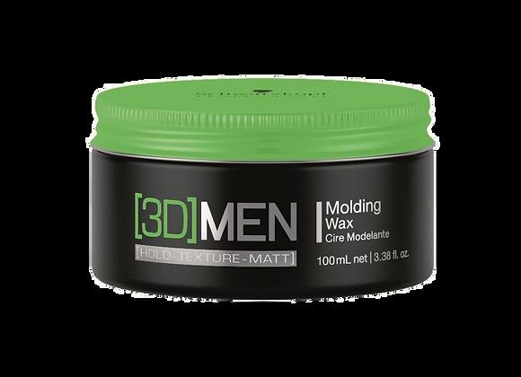 [3D]MEN Molding Wax (medium hold), 100ml