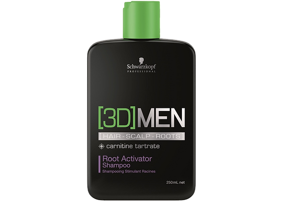 [3D]MEN Activating Shampoo, 250ml