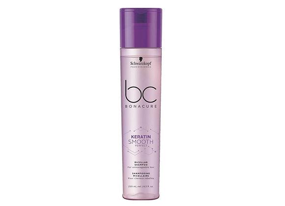 BC Keratin Smooth Perfect Micellar Shampoo, 250ml