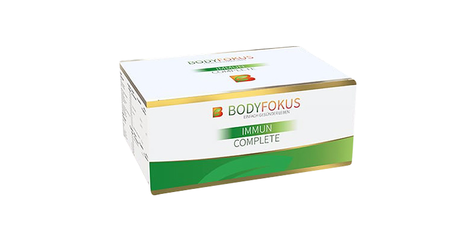 BodyFokus Immun Complete
