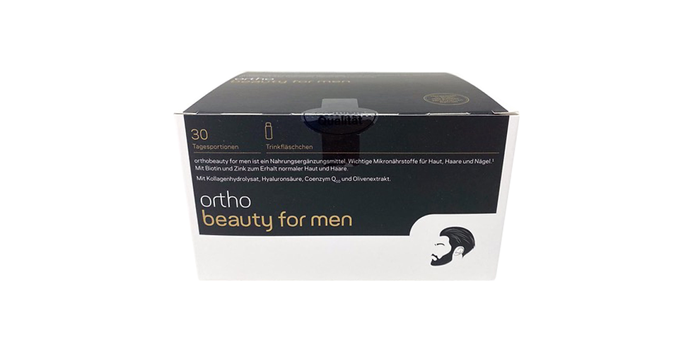Ortho Beauty for Men