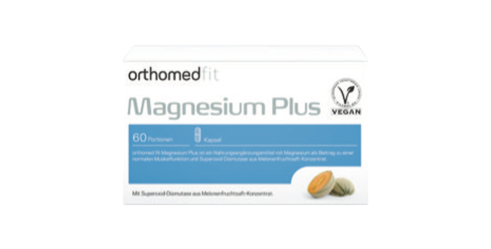 Orthomed fit Magnesium Plus