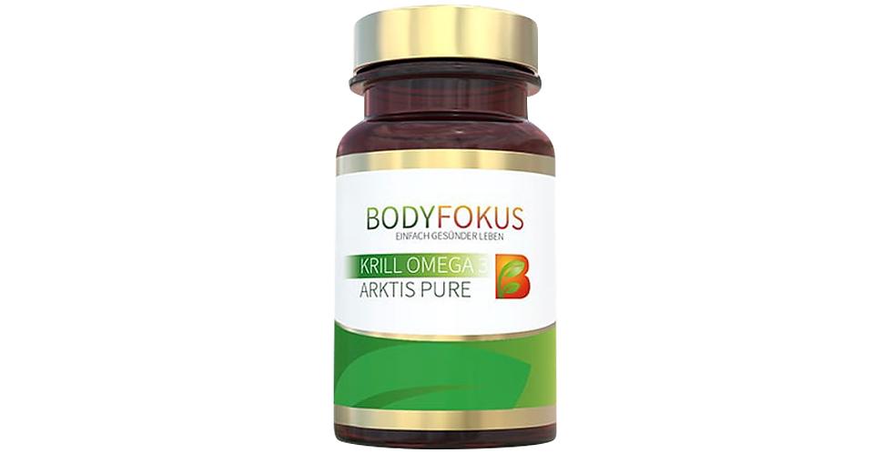 BodyFokus Krill Omega Arktis Pure