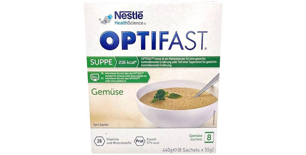 Optifast Gemüse Suppe