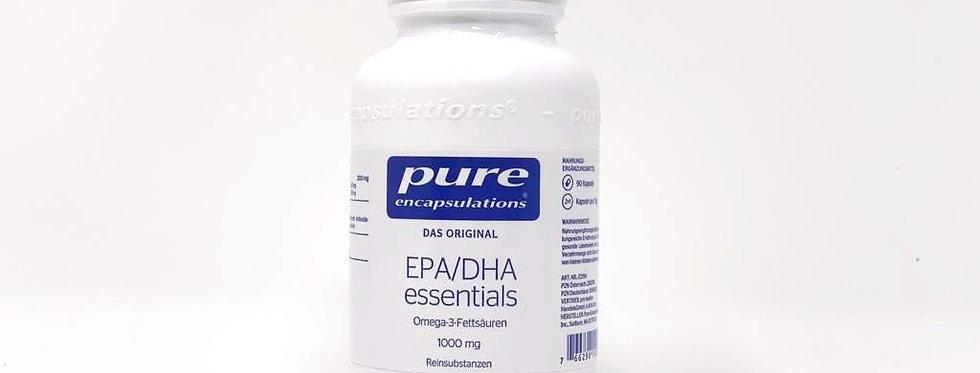 EPA/DHA essentials Omega-3-Fettsäuren 1000 mg
