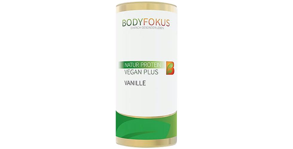 BodyFokus Natur Protein Vegan Plus