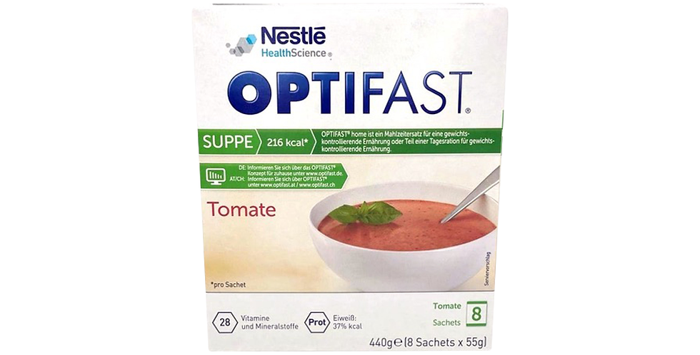 Optifast Tomate Suppe