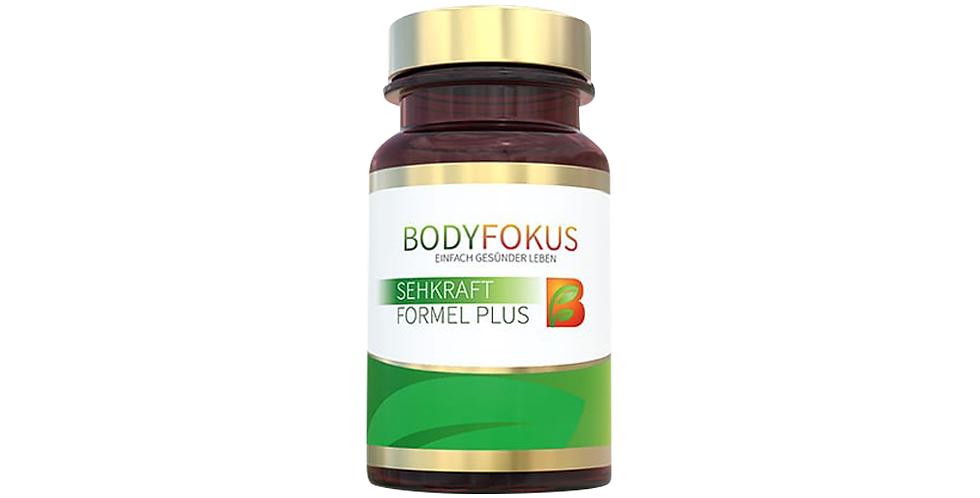 BodyFokus Sehkraft Formel Plus