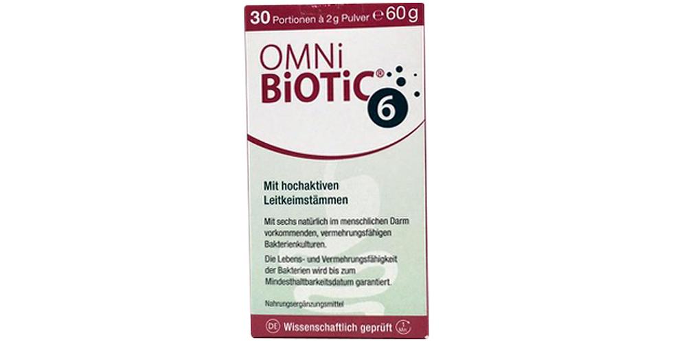 OMNi-BiOTiC 6