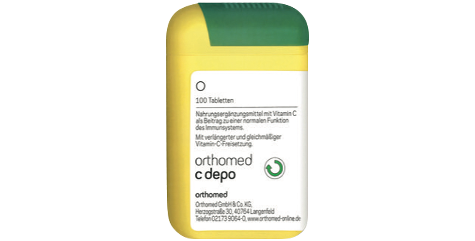 Orthomed C depo