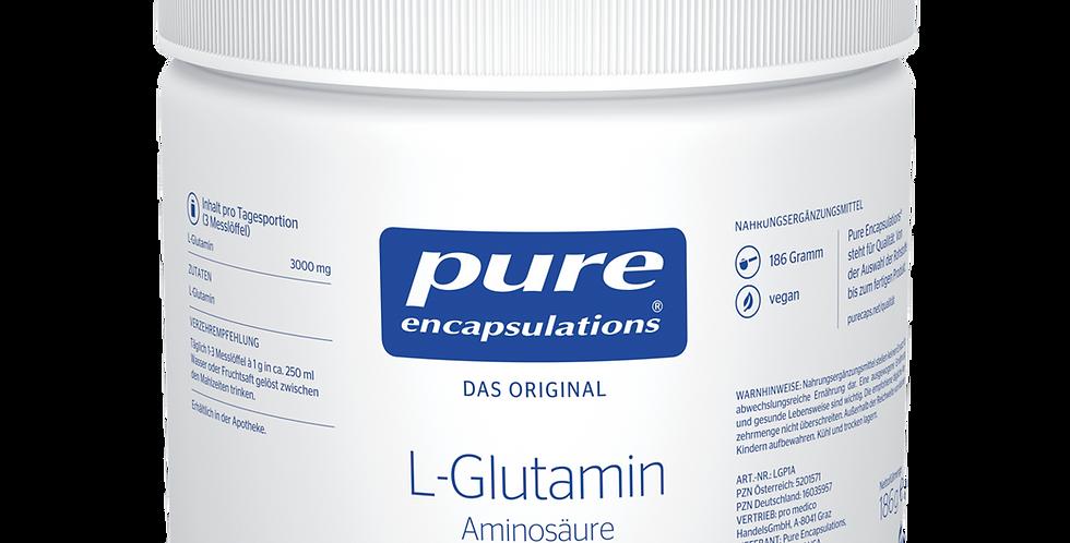 L- Glutamin Pulver   L-глутамин порошок
