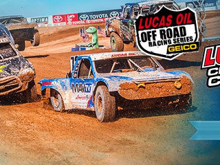 Lucas Oil Off Road Race