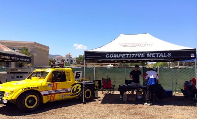 Competitive Metals Exhibit at Off Road Nights
