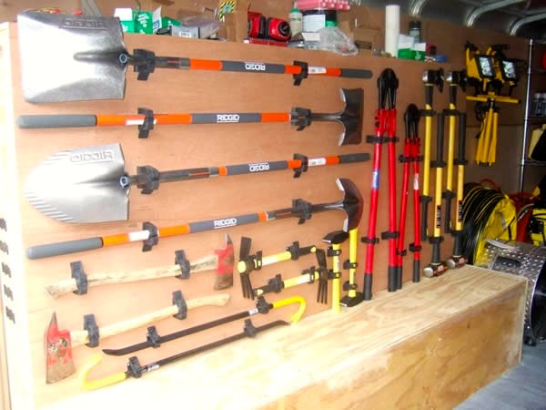 Quick Fist Clamps can be used on all sorts of items