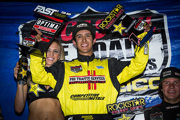 Lucas Oil Off Road Prolite Win