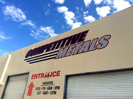 Competitive Metals Center California
