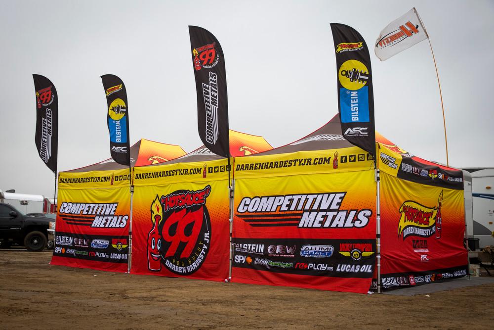 Team Competitive Metals at Baja