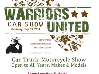 Warriors United Car Show