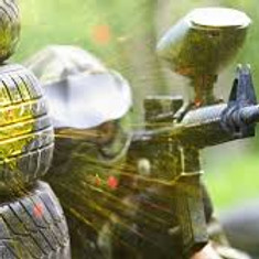 MBS Fitness Goes Paintballing