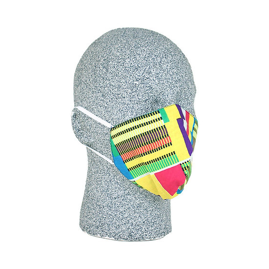 Kente Face Mask